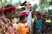 Lifers - Fr. John Glynn, With Friends, New Ireland, PNG 2
