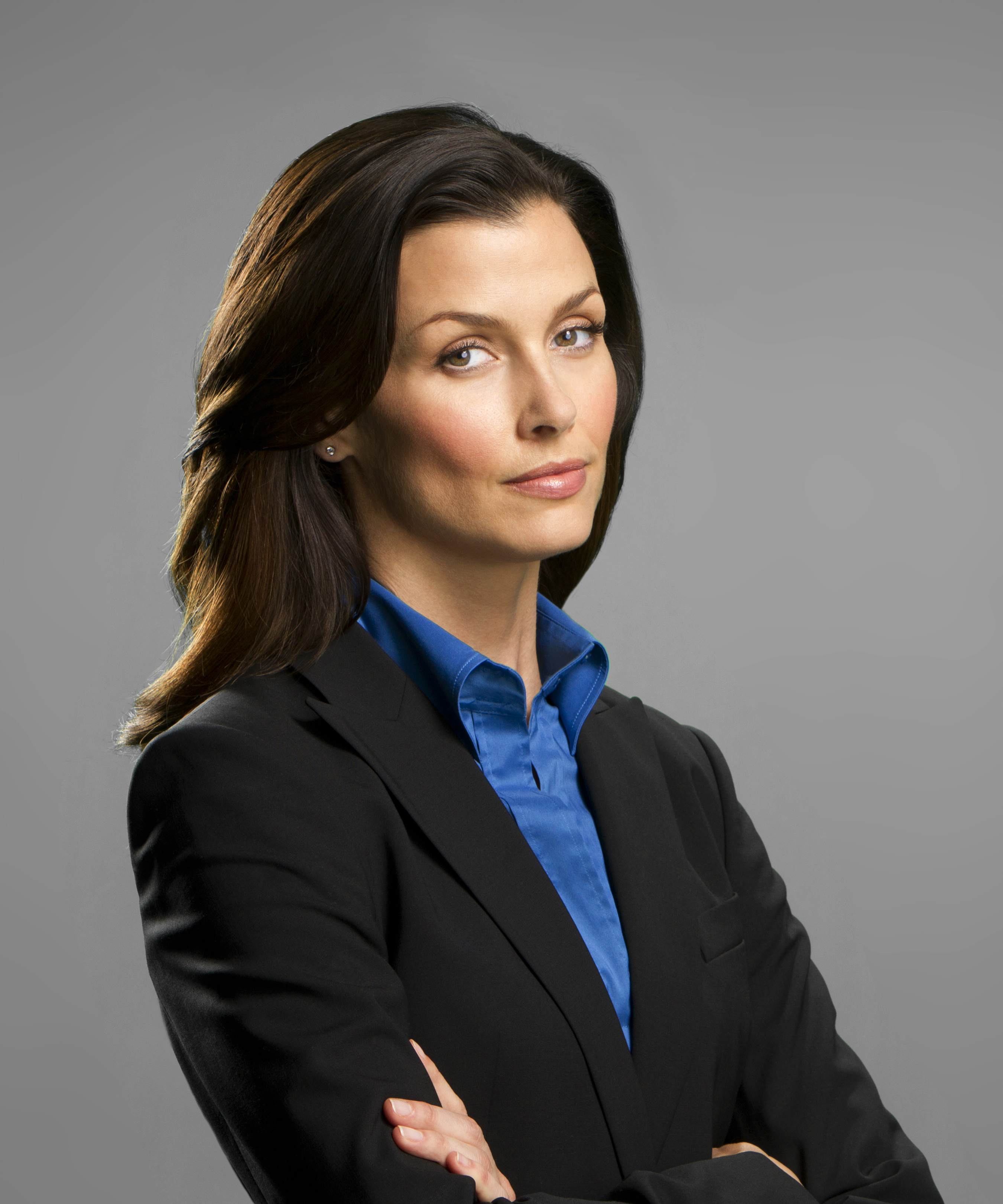 Bridget Moynahan on blue bloods