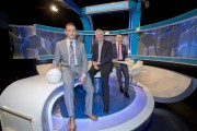 The Sunday Game - Eamonn O'Hara, Michael Lyster, Donal Og Cusack