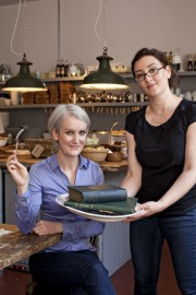 History on a Plate Programme 1 CatheringCleary&JulianaAdelman