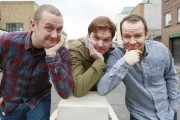 RTE2 PJ Gallagher, Bernard O'Shea and Neil Delamere Next Weeks News 3