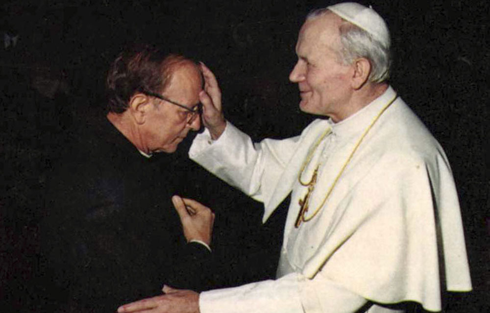 pope john paul the second But, they say, pope john paul ii is not that anti-pope he is a holy, traditional pope i am going to prove that is not the case, and that, if antichrist were to arise today, pope john paul ii is perfectly prepared to be that anti-pope.