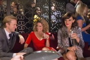 ADAM CAMPBELL, ALEXIS CARRA, FRANKIE SHAW. MIXOLOGY, RTE TWO