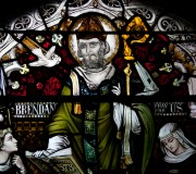 WK 20 Lyric Feature St Brendan's Church St Brendan Window Birr