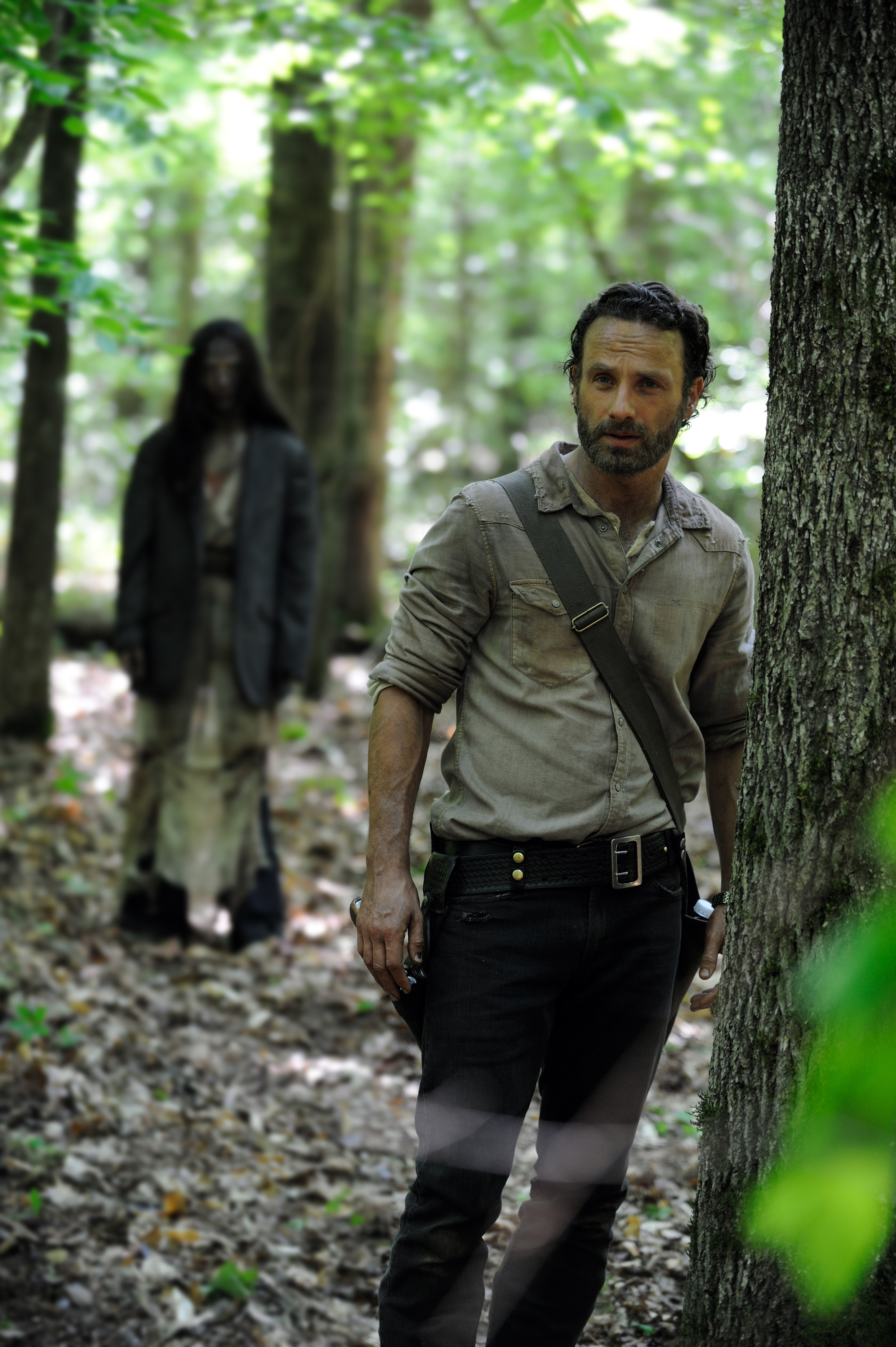 rick grimes andrew lincoln - photo #17