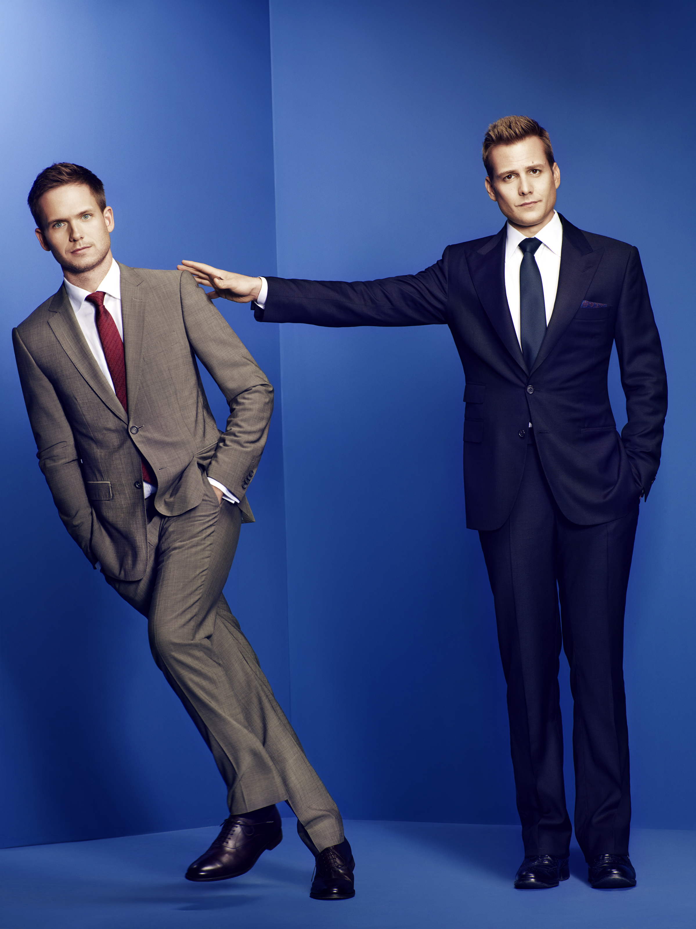 Suits New Series Rt 201 Presspack