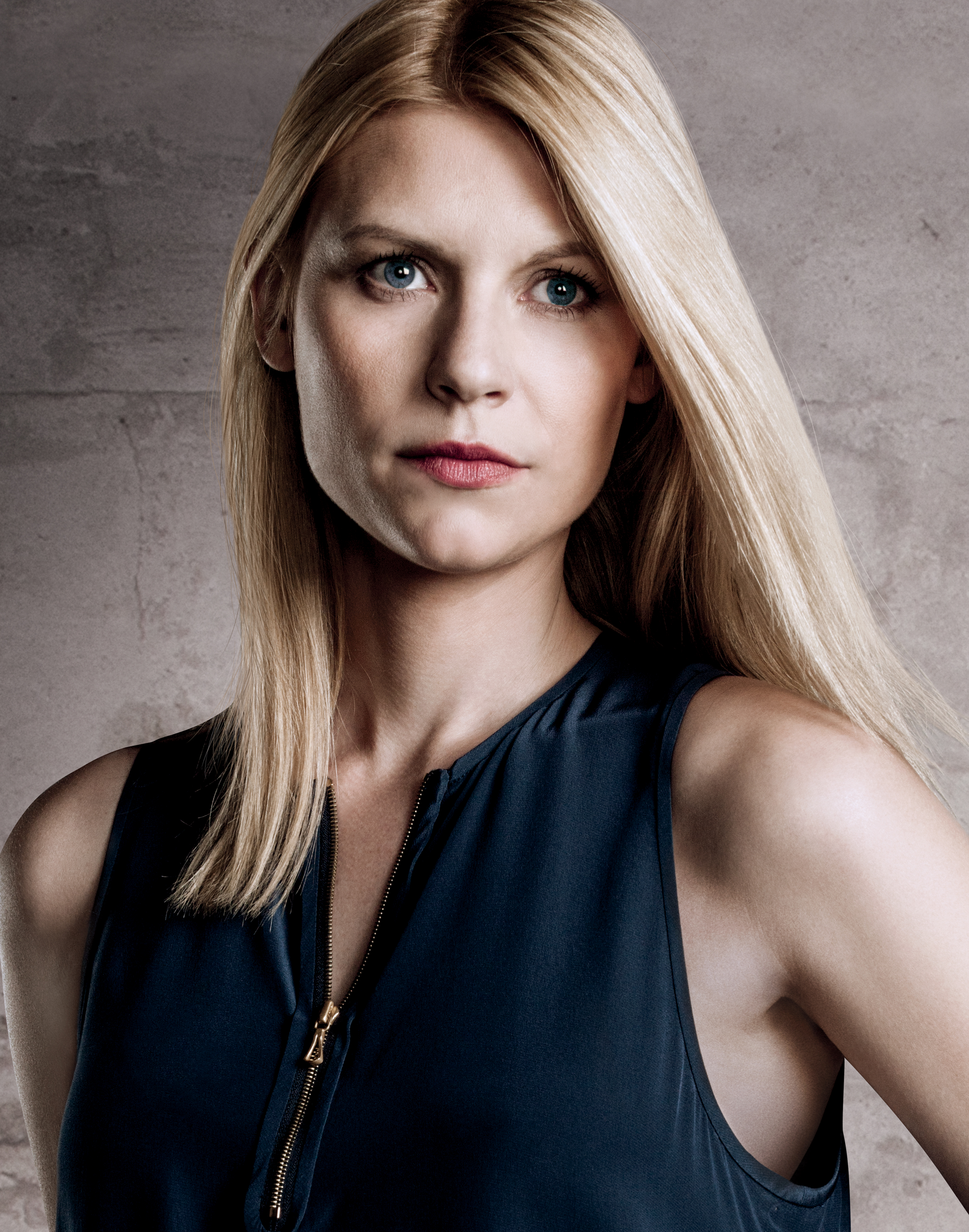 HOMELAND ***NEW SERIES... Claire Danes