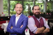 First Dates Ireland - Mateo Saina and Ethan Miles 1