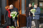Fair City Eps 52 Dolores is delighted with Will when Pete agrees to go to Ronan's service LR