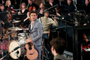 Niall Horan with RTÉ Concert Orchestra