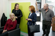 Fair City - Eps 113 Hayley defends Sharon against Dolores LR