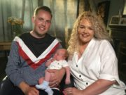 RTÉ New Season - The Rotunda- Rob and Aoife McGrath with baby Senan