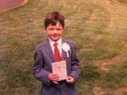 OLIVER CALLAN ON HIS FIRST COMMUNION DAY - DIVORCING GOD ON RTE ONE