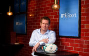 Hugh Cahill RTÉ Sport Rugby World Cup 2019 Launch