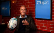 Daire O'Brien RTÉ Sport Rugby World Cup 2019 Launch