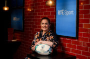 Fiona Coghlan RTÉ Sport Rugby World Cup 2019 Launch
