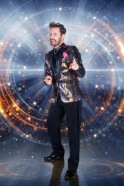 Dancing with the Stars Brian Dowling HR