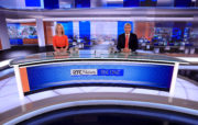 RTE Six One News - David McCullagh and Caitriona Perry 2